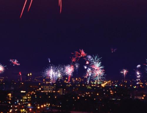 Ano novo! O que você vai fazer com este tempo?