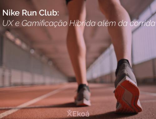Nike Run Club – UX e Gamificação Híbrida Além da Corrida