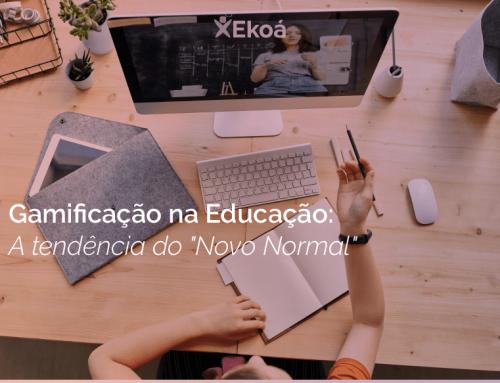 """Gamificação na Educação a Distância: Tendência no """"Novo Normal"""""""